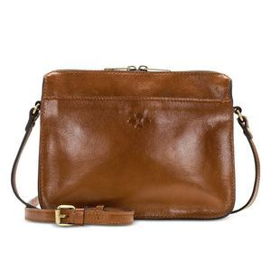 Patricia Nash Nazaire Top Zip Crossbody Bag